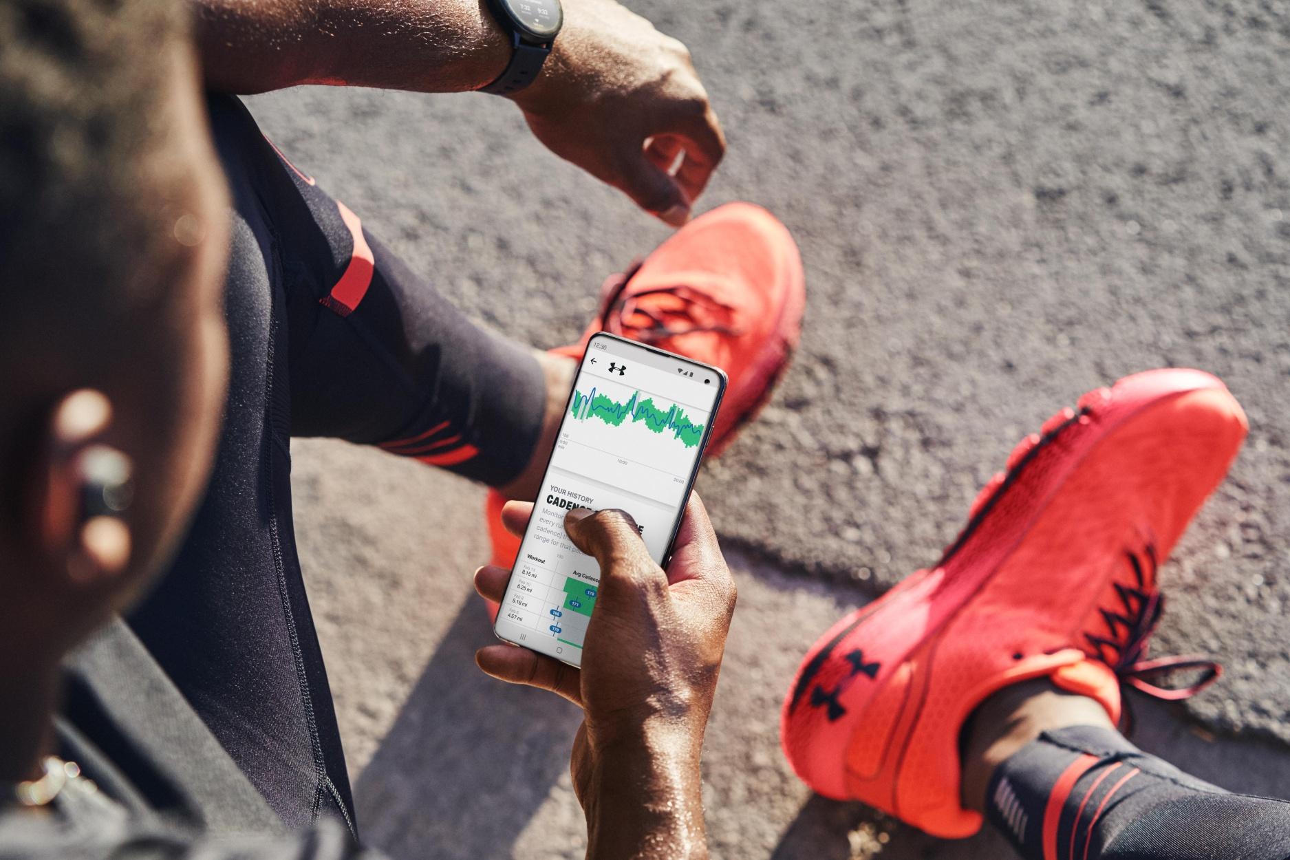UNDER ARMOUR HOVR MACHINA – více než běžecké boty