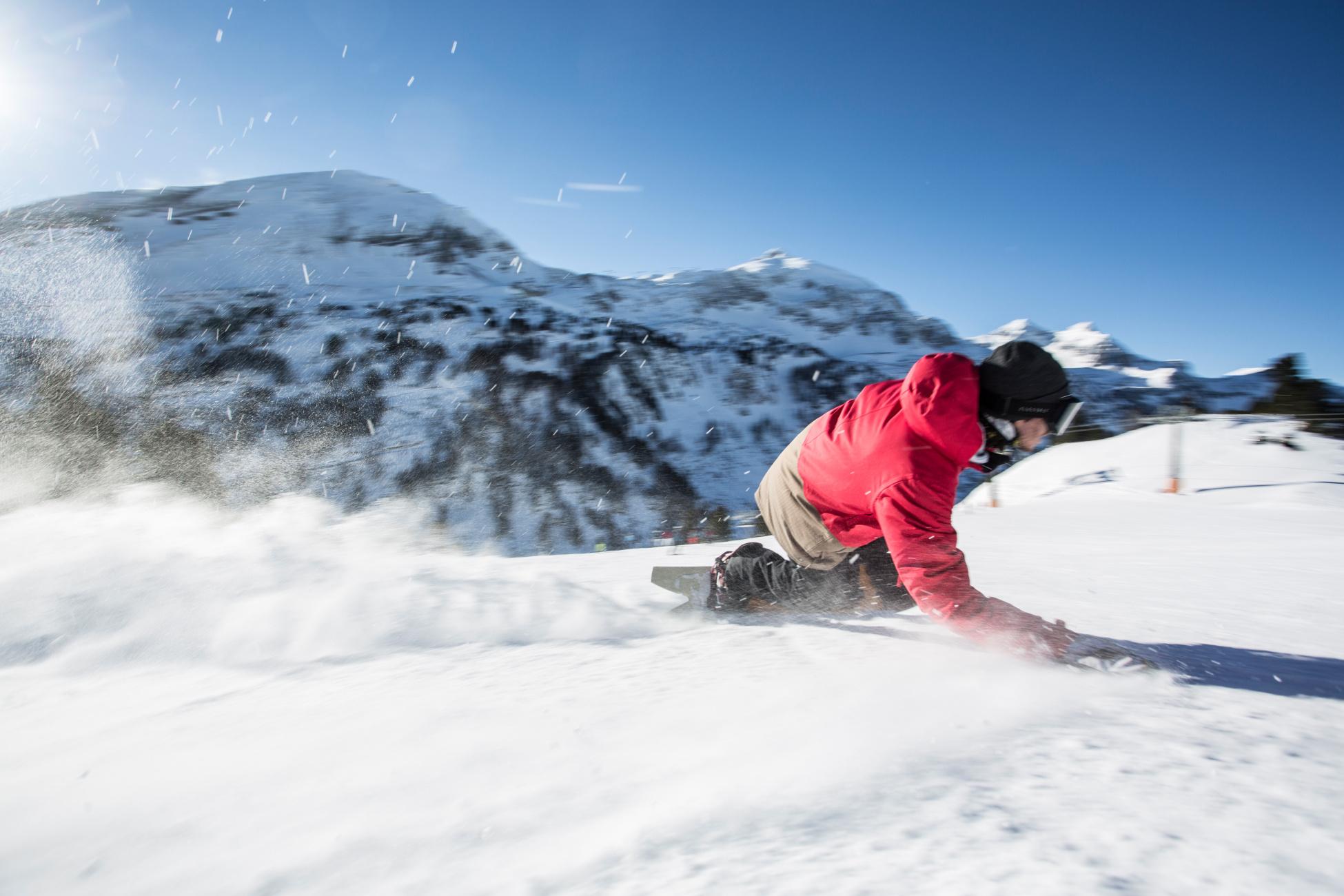Místo běhu zkuste snowboard – průvodce výběrem snowboardových bot a oblečení