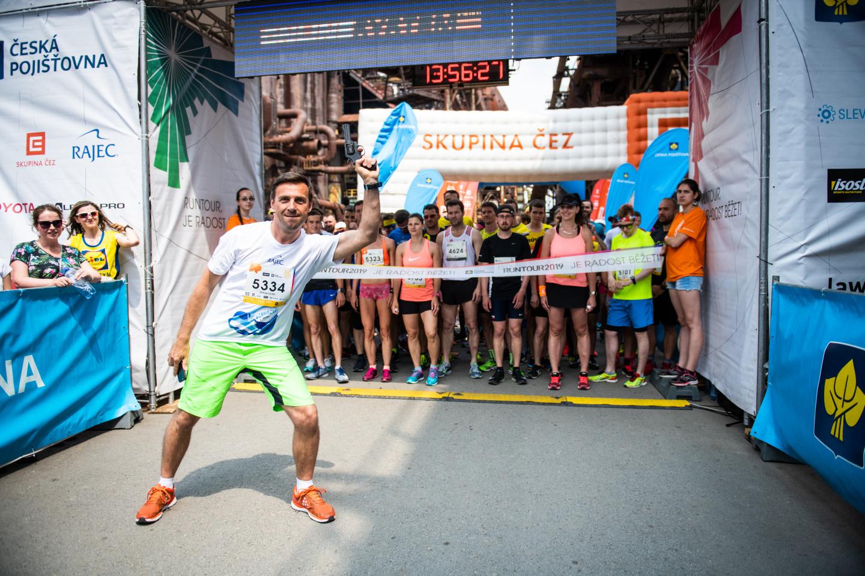 V Ostravě startuje běžecký seriál PVZP RunTour
