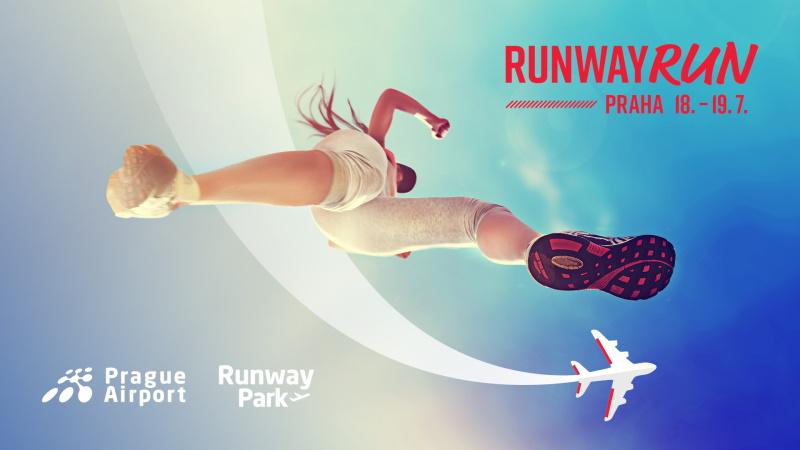 Runway Park: sportovní víkend spolu s běžeckým závodem přímo na dráze