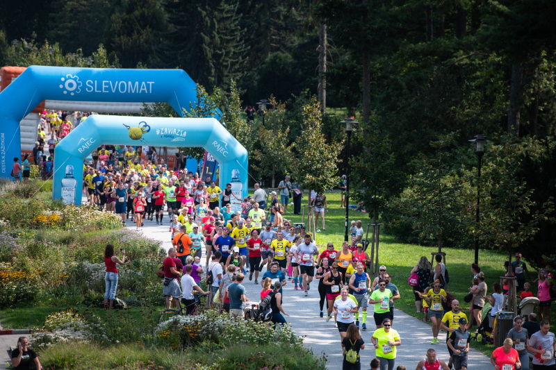 Rodinný běžecký seriál PVZP RunTour se chystá do Olomouce