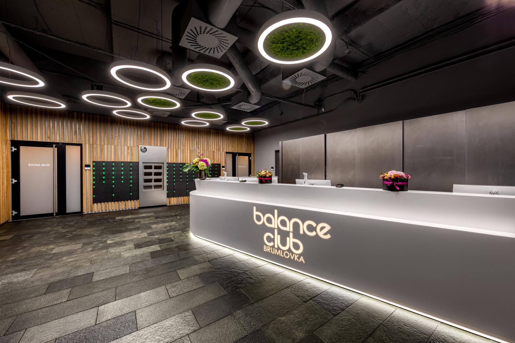Balance Club Brumlovka dokončil první etapu rekonstrukce